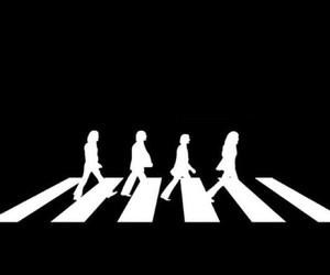 art, group, and thebeatles image