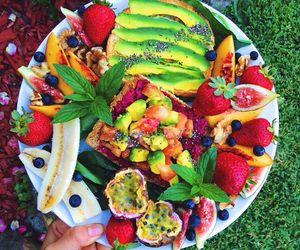 food and colors image