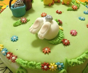cake, easter, and happy image