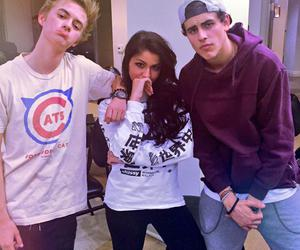 jack and jack, jack johnson, and andrea russett image