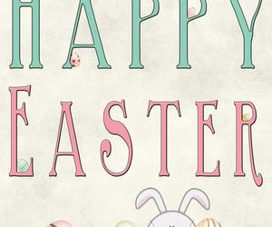 easter and happy easter image