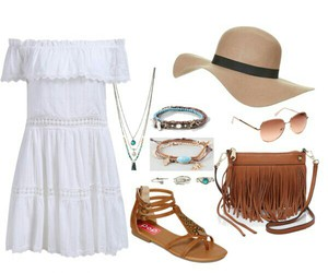 coachella and Polyvore image