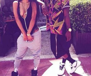 swag, style, and couple image