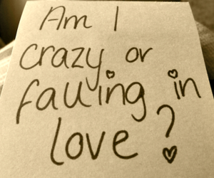 love, crazy, and quotes image