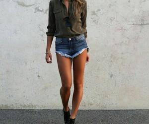 clothe, fashion, and heels image