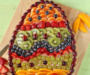 fruit, easter, and food image