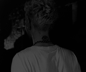 bill kaulitz, tattoo, and tokio hotel image