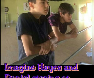 hayes grier and daniel skye image