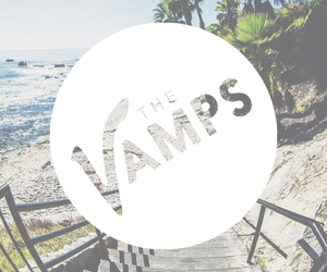 band logo, the vamps, and the vamps band logo image