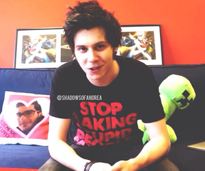 elrubiusomg, twitter, and youtubers image