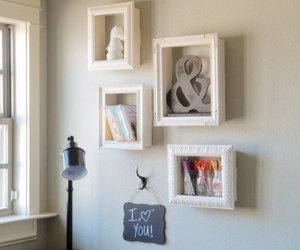 diy, decor, and shelves image