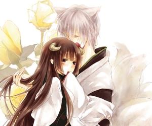 anime, inu x boku ss, and manga image