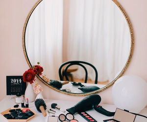architecture, dressing table, and interior design image