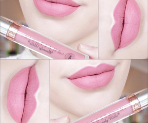 beauty, lipstick, and lovely image
