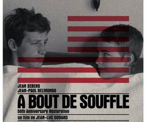 a bout de souffle, breathless, and jean paul belmondo image