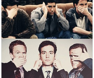 boys, classic, and himym image