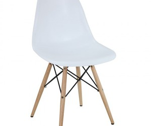 dining chair and white side chair image