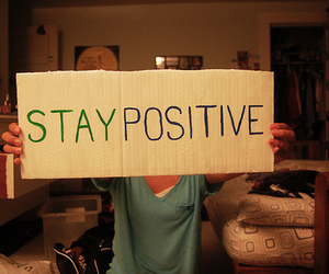 positive, quote, and text image