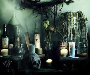 magic, things, and witch image