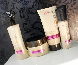 glam, swag, and hair products image