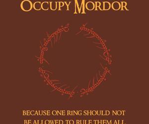 awesome, circle, and lord of the rings image