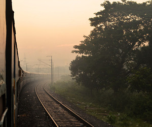 travel, train, and Dream image
