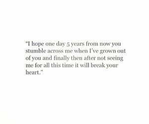 hope, let go, and move on image