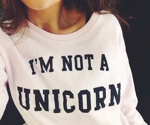 unicorn, fashion, and style image