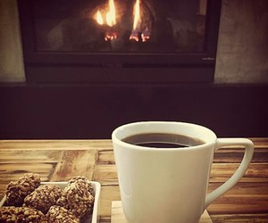 black, Hot, and coffee image