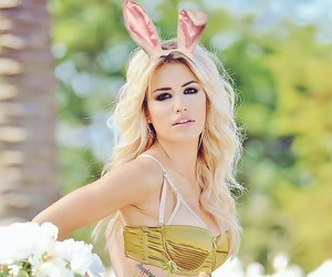 easter, rabbit, and lali esposito image