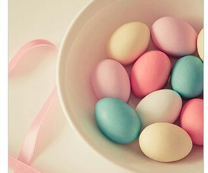 pastel, eggs, and candy image