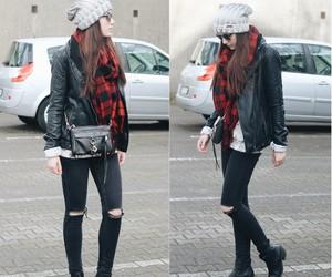 beanie, fashionblogger, and blogger image