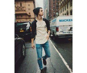 nash grier, boy, and magcon image