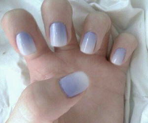 pale, grunge, and nails image