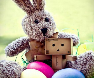 danbo and easter image