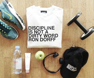 body, nike, and outfits image