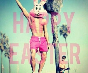 easter, happy, and family image