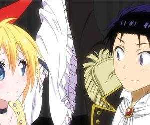 anime, raku, and nisekoi image