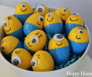 eggs, minions, and love image
