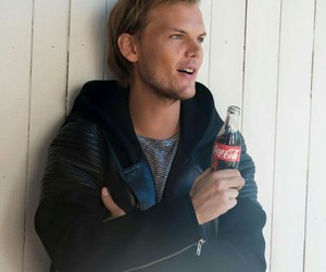 avicii, dj, and coca cola image