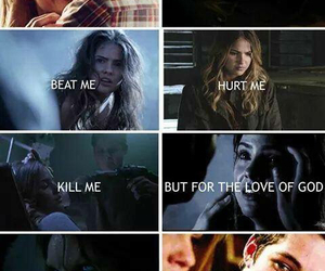 couple, teen wolf, and dylan o'brien image