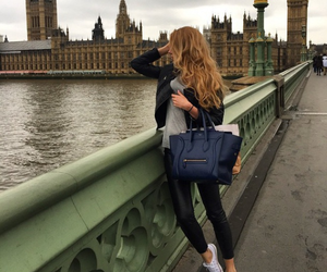 fashion, style, and london image