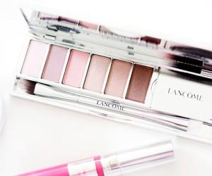 makeup, lancome, and beauty image