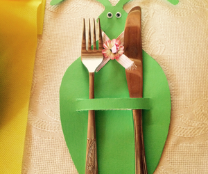 bow, diy, and easter image