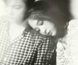 couple, kai, and krystal image