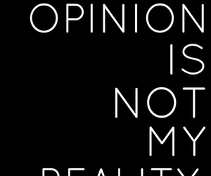 quote, life, and opinion image