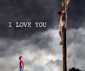 jesus, love, and faith image