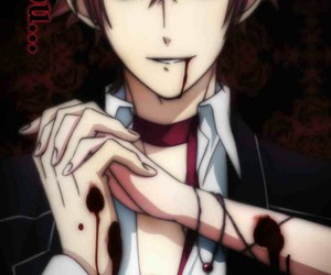 diabolik lovers, ayato, and anime image