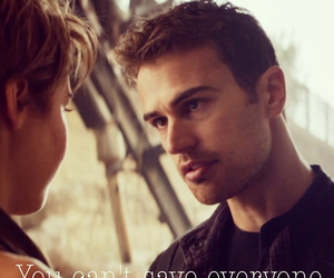 four, save, and insurgent image