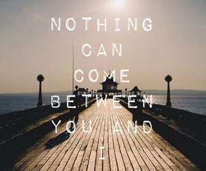 one direction, you and i, and Lyrics image